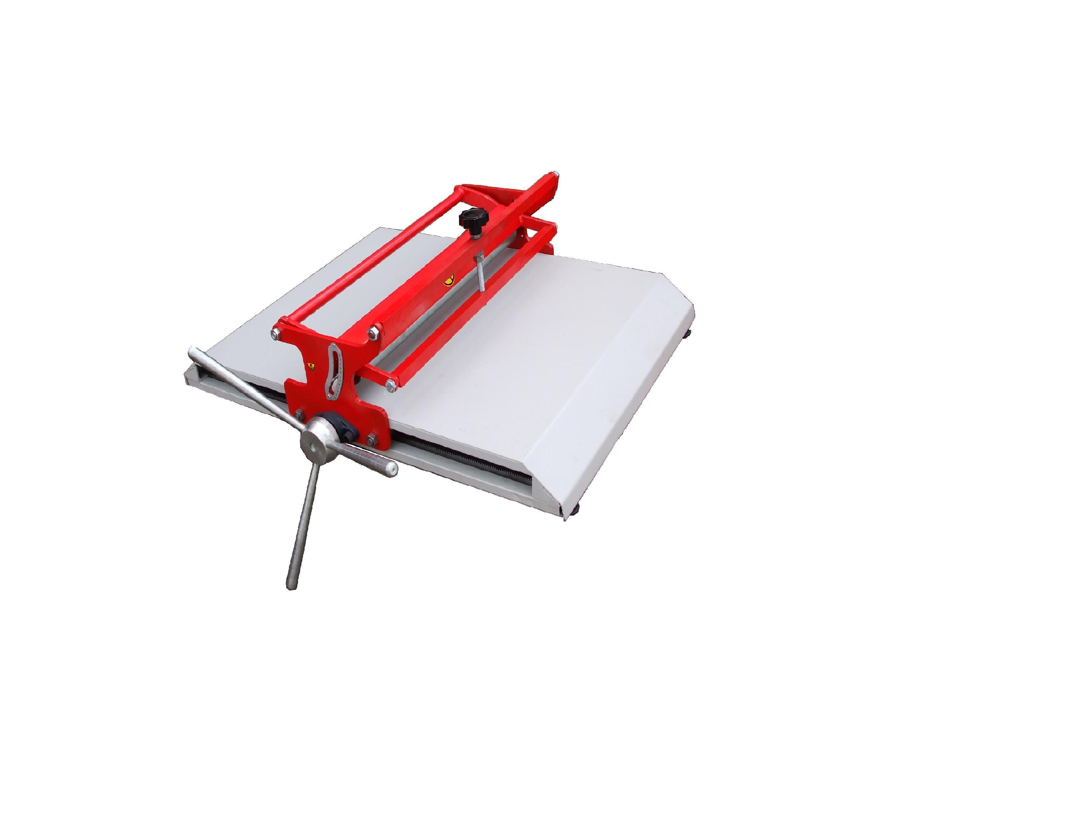Manual Çamur Açma Makinesi